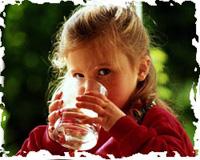 Ребенок, вода