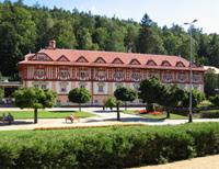 Курорт Лугачовице