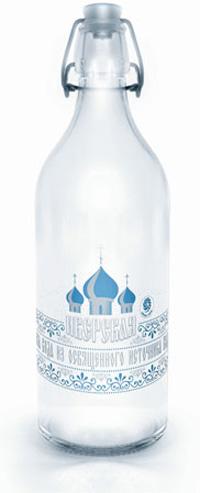 """Вода """"Иверская"""""""