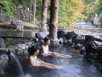 Онсены очень популярны в Японии