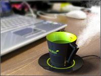 Steam Mug
