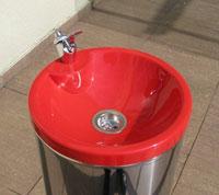 Питьевой фонтанчик