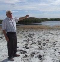 18 тонн ртути в озере