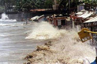 Наводнение в Кахетинском регионе
