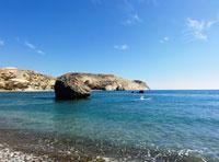 Лазурные воды Кипра
