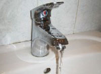 Кран для воды