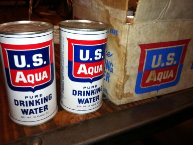 U.S. Aqua Pure Drinking Water
