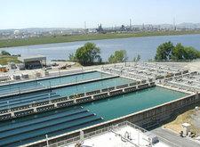 Современная станция доочистки питьевой воды
