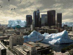 В Улан-Баторе вырастят ледник
