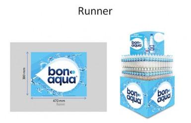 Новая Bonaqua (Runner)