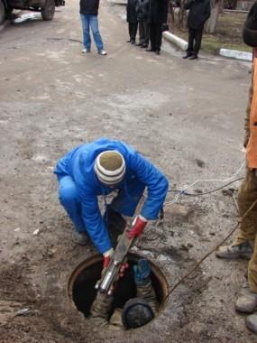 Робот для канализационных сетей
