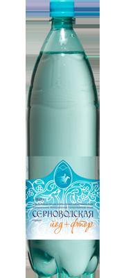 Серноводская горная, ПЭТ, 1.5 литра