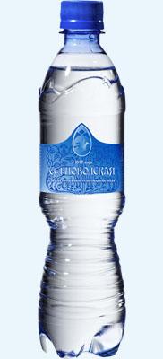 Вода «Серноводская», ПЭТ 0.5 литра