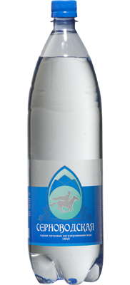 Вода «Серноводская», ПЭТ 1.5 литра