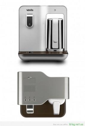 Wells Smart Mini - чайник c очистителем воды и док-станция для смартфонов