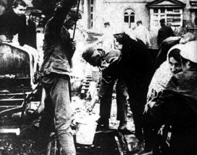 Водоснабжение Киева в годы Великой Отечественной войны