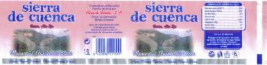 Agua de Sierra