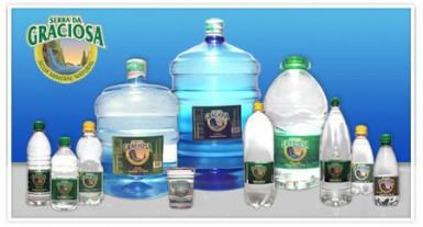 Agua Mineral Serra da Graciosa