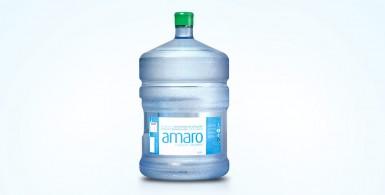 Amaro Natural Spring Water