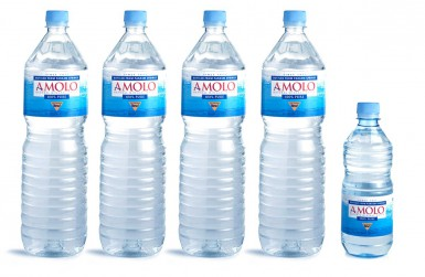 Amolo Mineral Water