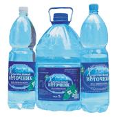Минеральная вода Хрустальный источник
