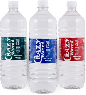 Famous Crazy Natural Mineral Water