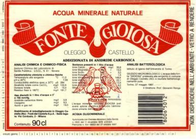 Fonte Gioiosa