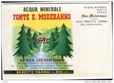 Fonte San Moderanno