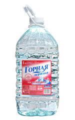 Минеральная питьевая вода Горная вершина