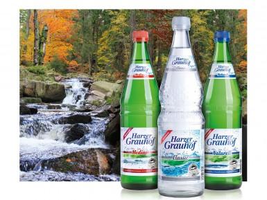 Harz-Quell Brunnen