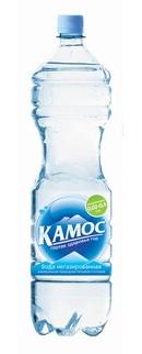 Натуральная минеральная питьевая вода КАМОС