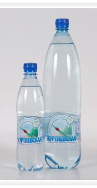 Природная минеральная вода Куртяевская