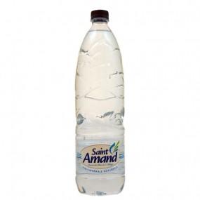 Вода Saint Amand (старый дизайн бутылки)