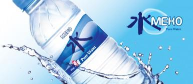 Meko Natural Mineral Water