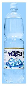 Лечебно-столовая минеральная вода Наша Марка