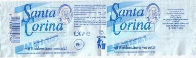 Этикетка Santa Corina