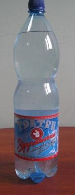Товтры - минеральная лечебно-столовой вода ТМ Збручаночка.