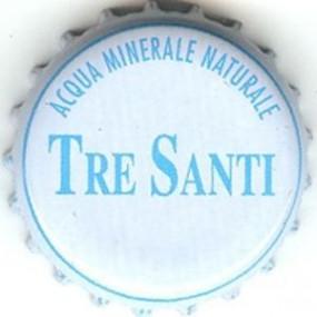 Этикетка Tre Santi