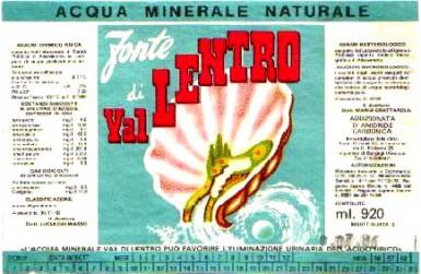 Этикетка Val di Lentro
