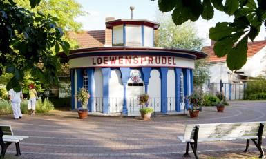Zwestener Lowensprudel Heilwasser