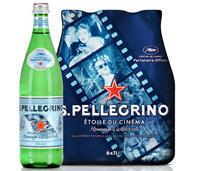 Минеральная вода S. Pellegrino