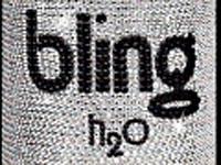Минеральная вода Bling H20