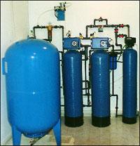 Система доочистки воды