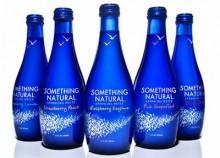Новый дизайн бутылки воды