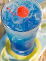 Лед в напитке