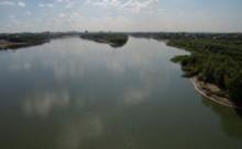 Река Черный Иртыш