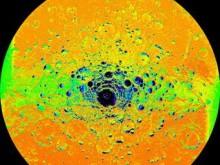 Водный лед Меркурий