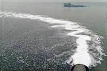 Китай загрязнение водных ресурсов