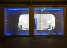 Дизайн офиса в подводном стиле