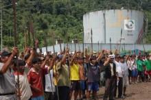 Протесты в защиту водных ресурсов Перу